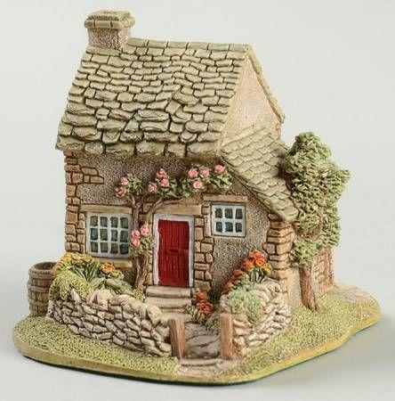 Lilliput Lane Lilliput Lane Collectors Club Curlew Cottage - Boxed