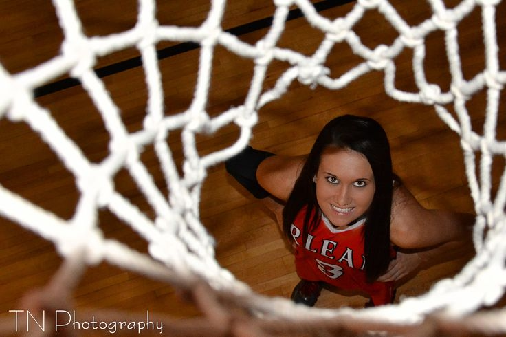 girls basketball sports photography senior pictures