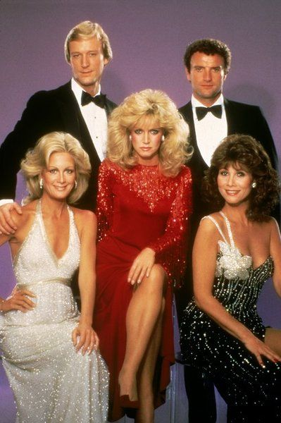 Knots Landing. I watched it every Thursday with my mom, then it was Falcon Crest on Fridays :)
