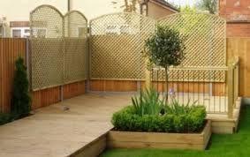 corner garden decking - Google Search