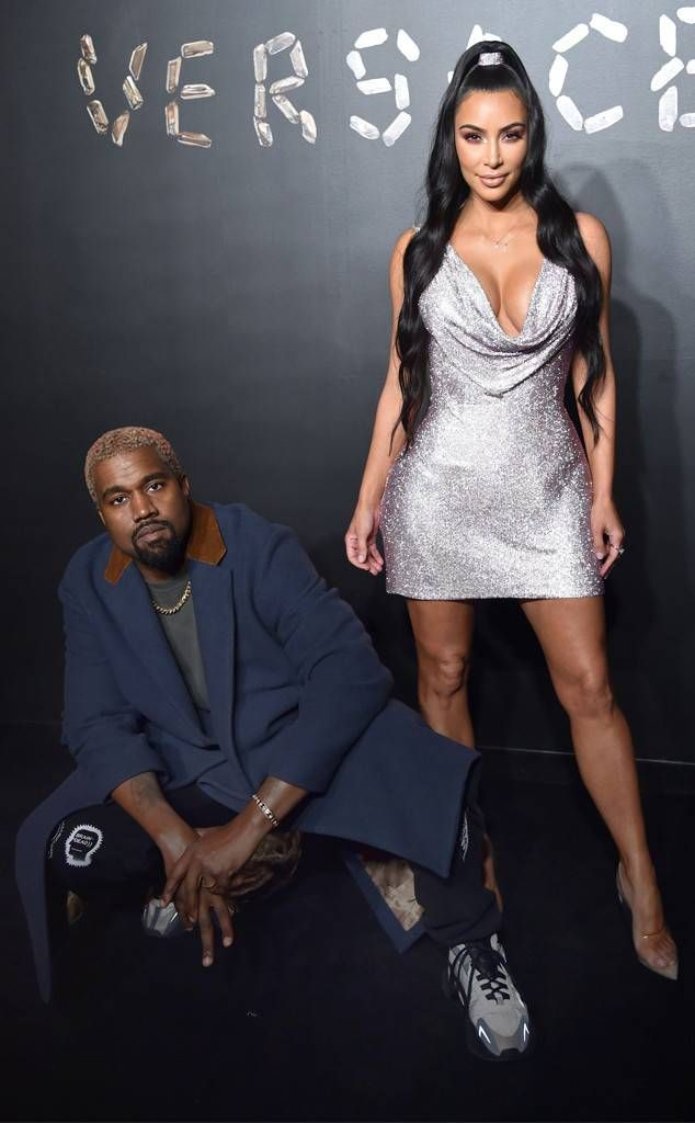 Kim Kardashian Kanye West From The Big Picture Today S Hot Photos The Stylish Couple Arrived Kim Kardashian Kanye West Kim Kardashian Kim Kardashian Style