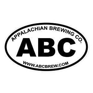 Appalachian Brewing Co. Bumper Sticker Your Price: $1.50 #BrewGear #BumperSticker #CraftBeer