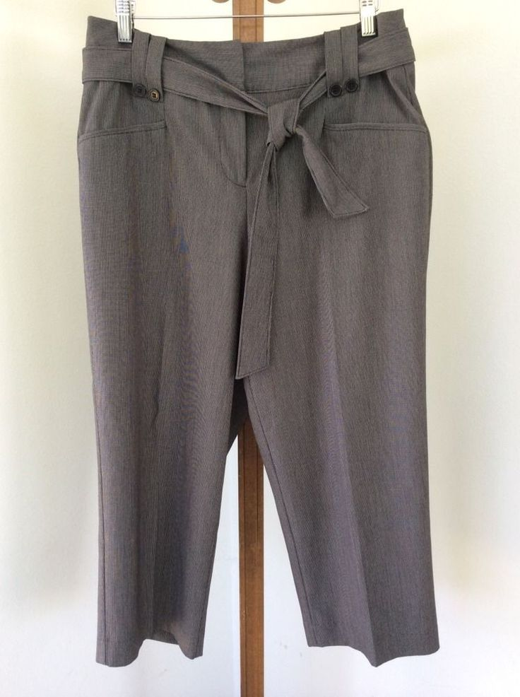 78 Best images about Women's Capri Pants on eBay on Pinterest ...