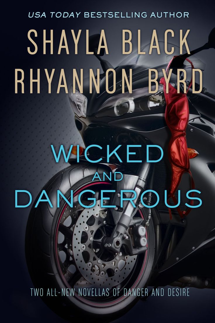 Wicked and Dangerous (Wicked Lovers, Book 7.5)