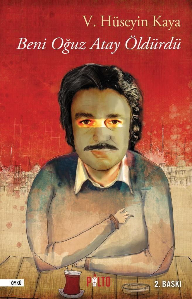"""Hüseyin KAYA'nın """"Beni Oğuz Atay Öldürdü"""" adlı eseri, dublaj sanatçısı Sedat YILMAZ'ın sesiyle çok yakında Sesli Kitaplar Dükkanı'nda!"""