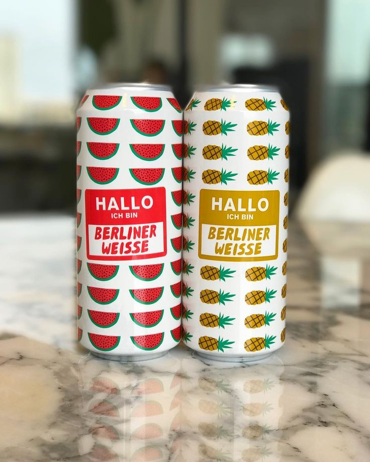 The sweet nectar of life right here! 🍉🍍🍉🍍 Hallo, Ich Bin Ein Berliner Weisse's with 🍉 and 🍍are still up for grabs for any sour conscious cat out there, you dig? 👀✨
