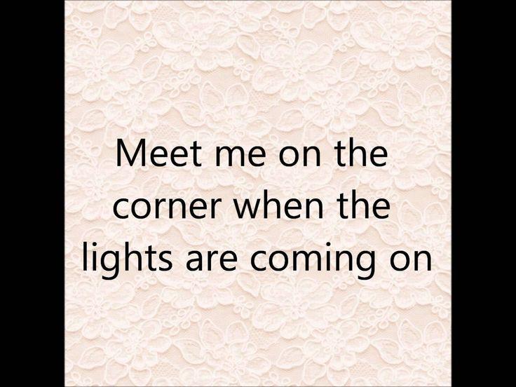 meet me on the corner lindisfarne lyrics fog