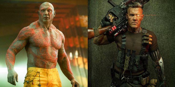 Josh Brolin Inspires Dave Bautista To Train Extra-Hard for Avengers 4