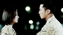 Descendants of the Sun - Seo Dae Young and Yoon Myung Joo