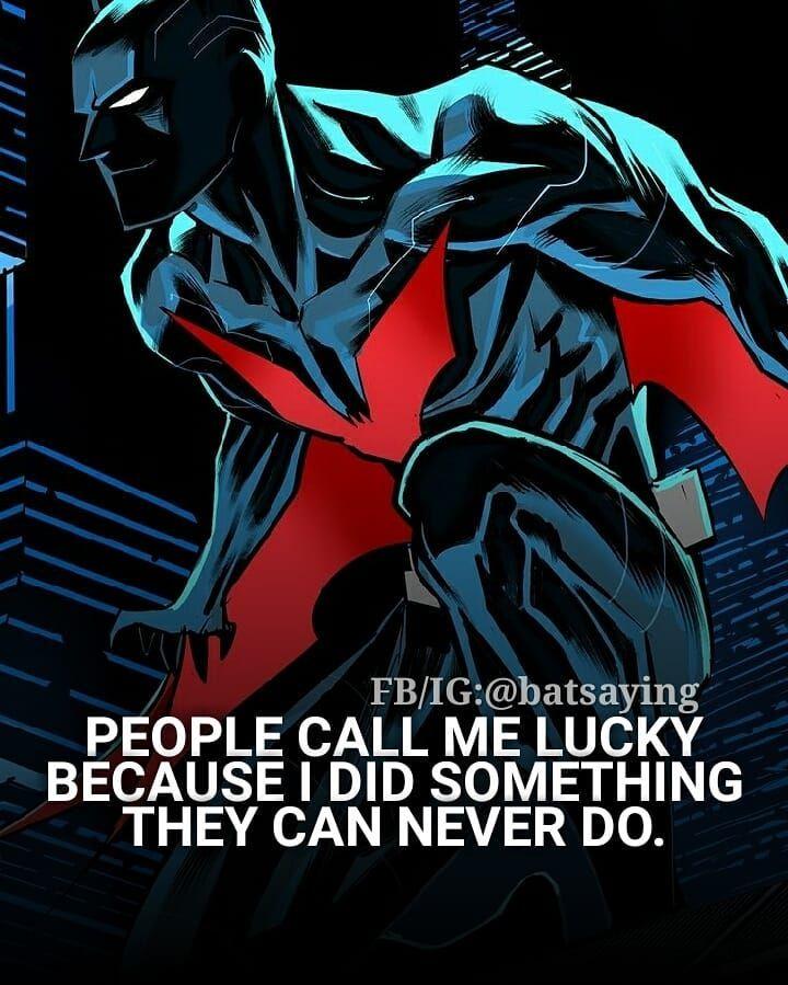 Batman Quote Batman Quotes Batman Comic Art Batman