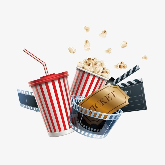 Cinema Creative Cinema Clipart Drink Popcorn Png Transparent Clipart Image And Psd File For Free Download Creative Clip Art Cinema