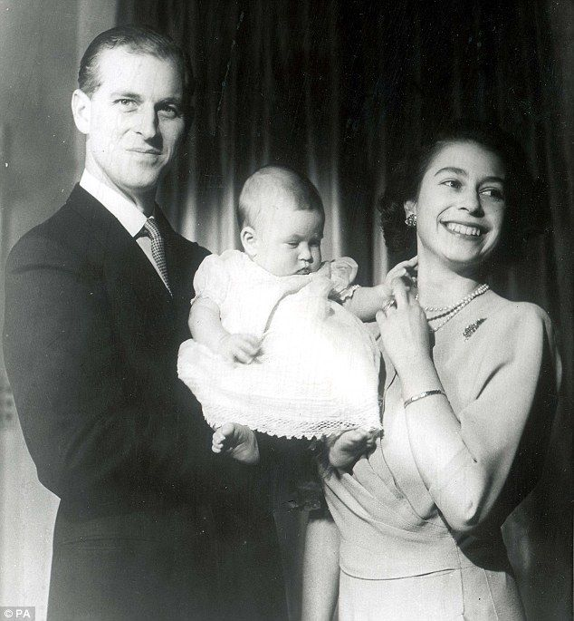 Prince Charles As A Baby Royal House Of Windsor