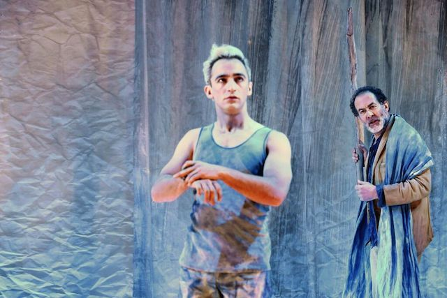 """the AU interview: Matthew Backer on playing Ariel in """"The Tempest"""" (performances to 18th September)   the AU review"""