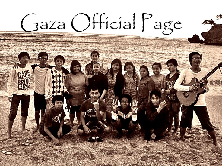 Gaza Official Page// my extraordinary friends from 10-A class 2011-2012