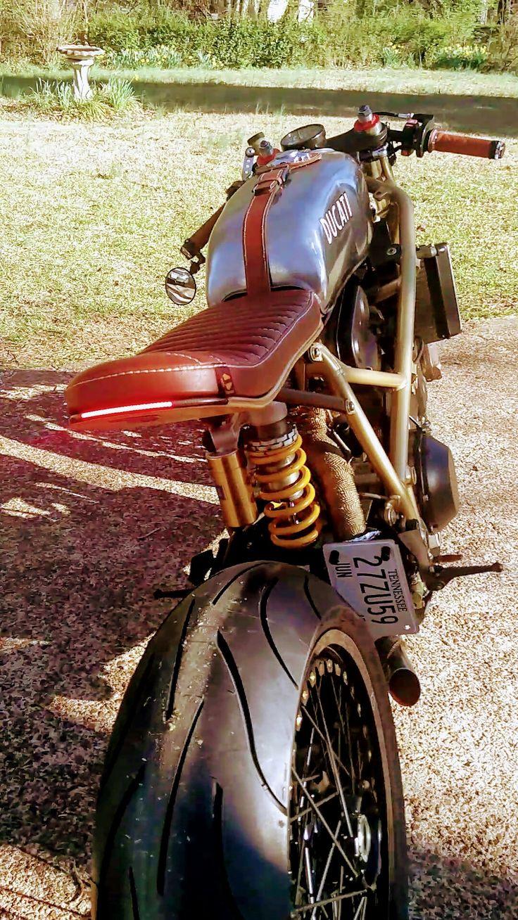 Ducati 998 tranny seal leaks