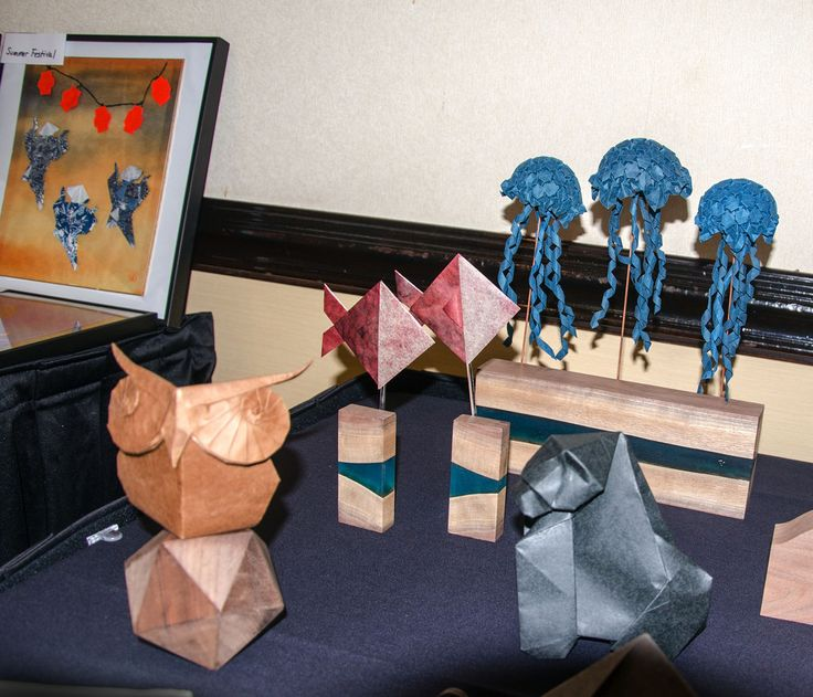 Centerfold 2016 columbus oh origami beth johnson