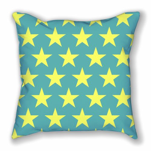Stars Out Pillow