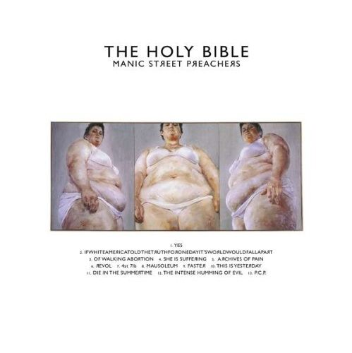 The Holy Bible (Remastered) (Vinyl LP)