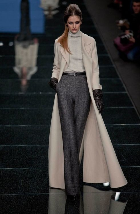 Beautiful outfit! I love the floor coat<3-LJKoike Fall 2013 (grey grey and more grey things!!)