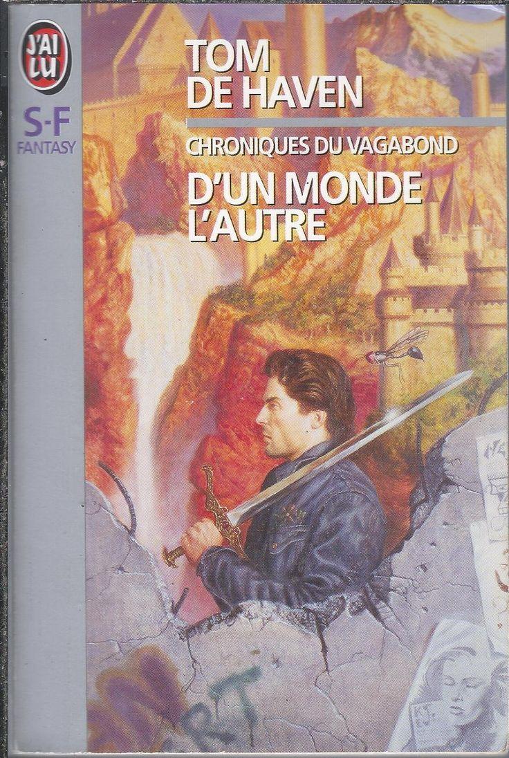 D Un Monde L Autre Tom De Haven J Ai Lu 1993 Bon Etat Science Fiction Toms Le Monde