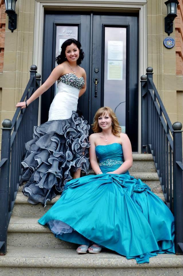 Grad Dresses #prom #grad