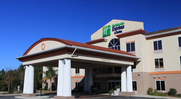 Holiday Inn Express Hotel & Suites Inverness Lecanto Off Highway 44 and only a short distance from downtown Inverness and other local attractions and activities, this hotel features spacious guestrooms furnished with microwaves and mini-refrigerators.