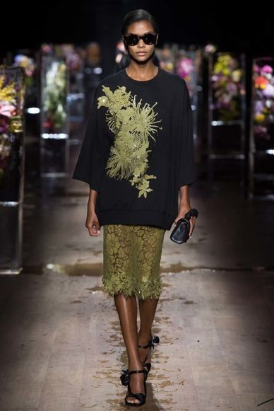 Dries Van Noten ready-to-wear spring/summer '17: