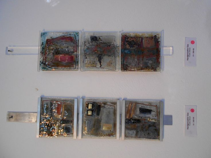 Tineke Meijer - Glass artwork