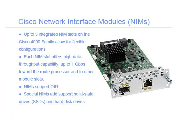 Cisco Network Integrated Services Module | Cisco Cards | Router switch