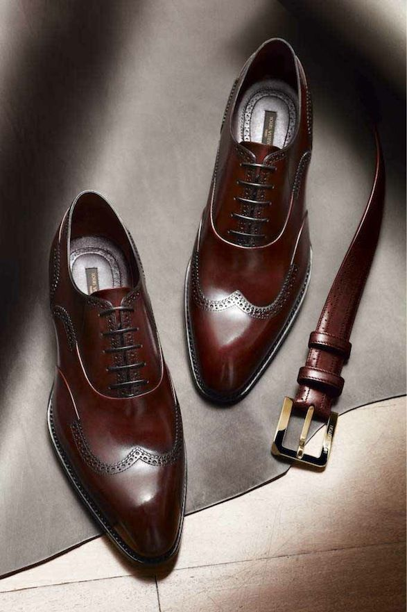 Louis Vuitton Made To order Service - Bespoke Shoes | TwistedLifestyle.com