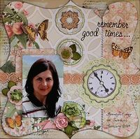 A Project by Svetlana Austin from our Scrapbooking Gallery originally submitted 04/17/13 at 04:12 AM