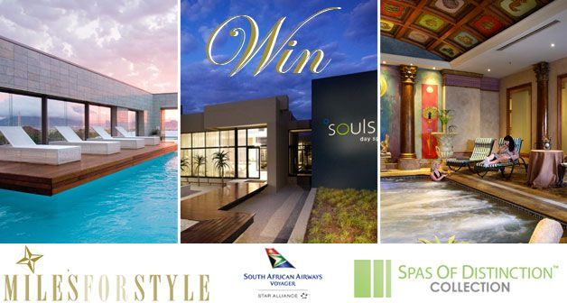 WIN A Sensational Couples Spa Breakaway With Miles For Style & Spas Of Distinction.  https://milesforstyle.com/competitions/