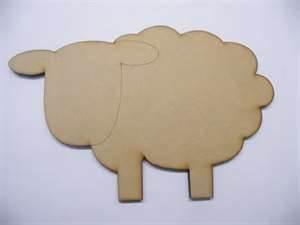 Sheep template - onto a John Deere farm quilt,beautiful.