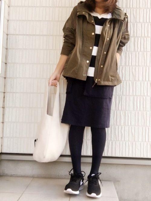 GUの売れ筋ランキングNo.1は「マウンテンパーカ」♪GUで作るアクティブ女子のスポーツMIXコーデ♡ - Yahoo! BEAUTY