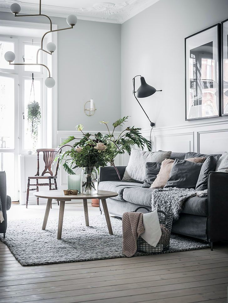 The Beginner S Guide To Decorating Living Rooms Farm House Living Room Living Room Scandinavian Living Room Grey