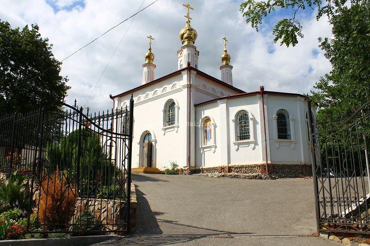 Свято Ольгинский храм