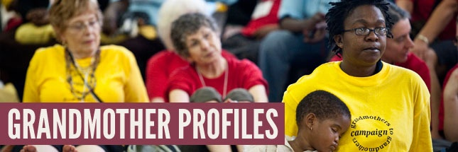 Grandmothers to Grandmothers Campaign | Grassroots organizations, run by Canadian grandmothers for African grandmothers.