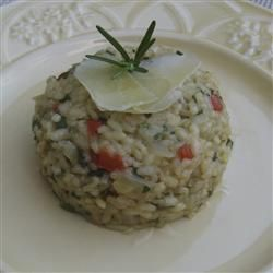 Andrew's Herb Risotto Allrecipes.com: Food Recipes, Andrew Herbs, Side Dishes, Favorite Places, Belle Peppers, Risotto Ball, Risotto Recipes, Herbs Risotto, Favorite Recipes