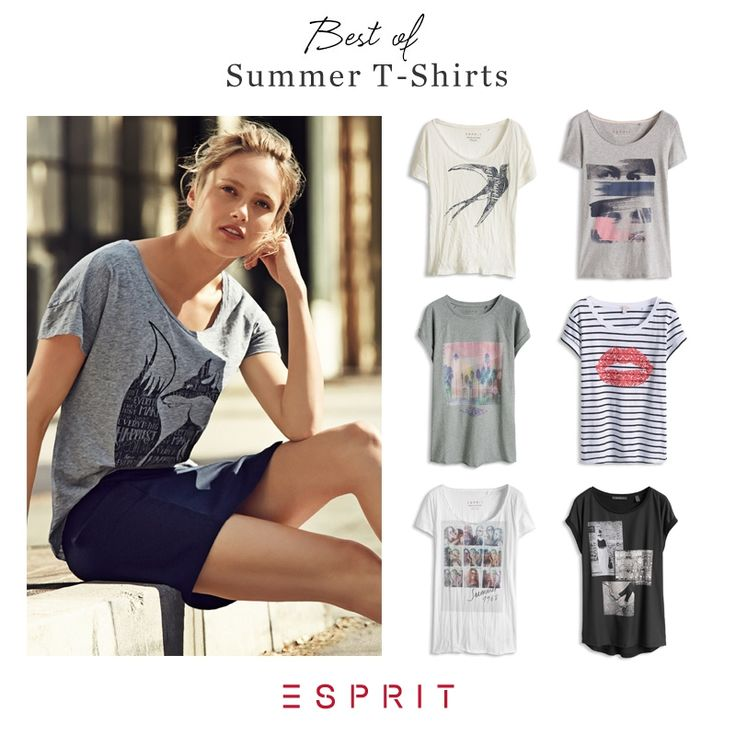 25°, 27°, 30°… #summer is here! Our #airy #print #shirts are easy to combine and will make every #outfit an eye-catcher!