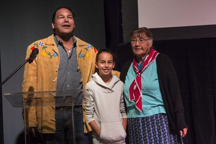 "Canmore resident and Principal, Tsuu T'ina Nation High School, Jeff Horvath, shared the stories of his mother's experience in the residential school system, and that ""education is where we believe that reconciliation will happen."" Photo by Don Lee, courtesy of Banff Centre for Arts and Creativity"