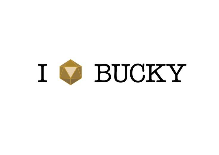 I {ICOSAHEDRON} BUCKY
