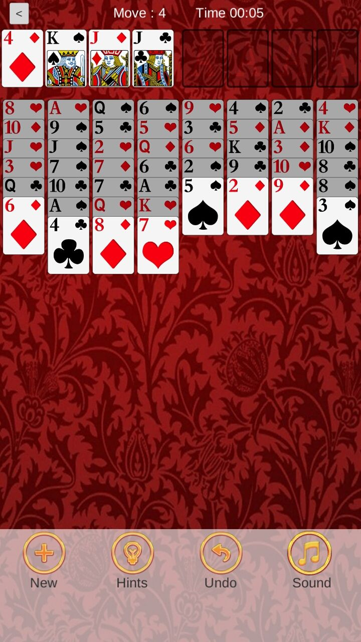 Top 1 Freecell Solitaire Card Game Freecell Solitaire Cardgame