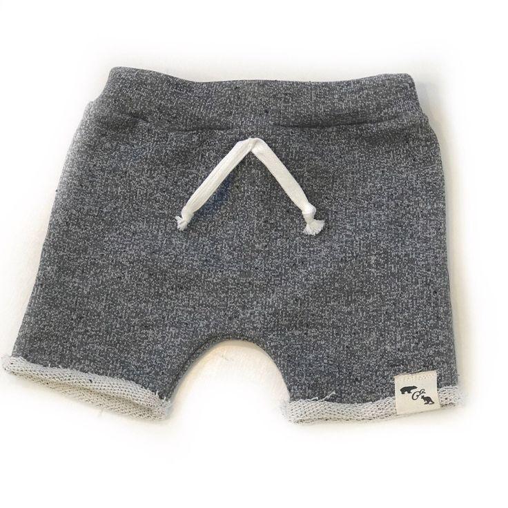 Classic Charcoal - Shorties/Beach Shorts