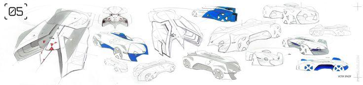 2015 Renault Alpine Vision Gran Turismo Concept  #