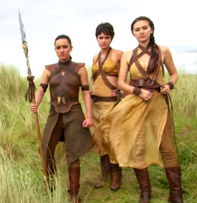 The Sand Snakes are the eight bastard daughters of Prince Oberyn Martell. Although noble-born bastards are often ignored by their parents, Oberyn has acknowledged and looked after all his daughters and has loving relationships with each of them. They are all loyal members of House Martell, and are treated as such by their uncle Doran Martell, the Prince of Dorne and Lord of Sunspear. Their collective nickname comes from the bastard surname used for noble bastards in Dorne and the nickname…