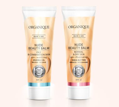 Kosmetyki Organique w Terapii Intense Anti-Ageing / Grape