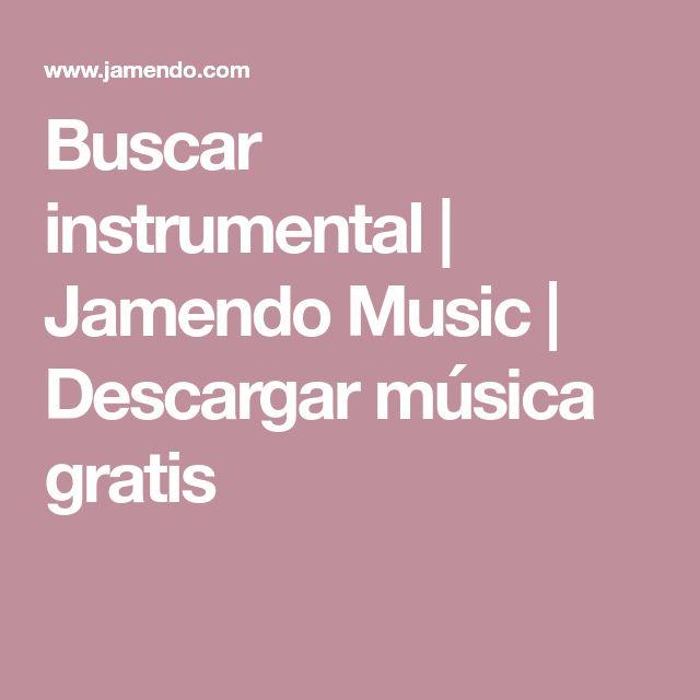 Buscar instrumental | Jamendo Music | Descargar música gratis