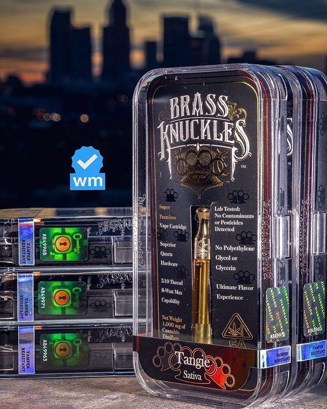 ONLY trust dispensaries that carry products verified on
