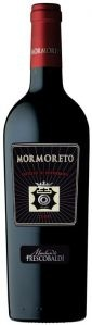 Marchesi de' Frescobaldi Mormoreto, $65.00 is the ideal gift for the culinary whiz who is looking for something special to open with a kitchen masterpiece. The rich, ripe flavors of blueberry, black currant, wild berry jam and black pepper and silky tannins were made for special moments.