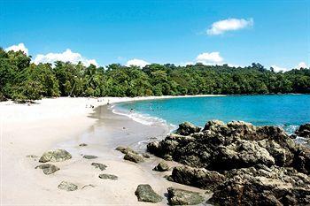 The beach at the Riu in Guanacaste, Costa Rica